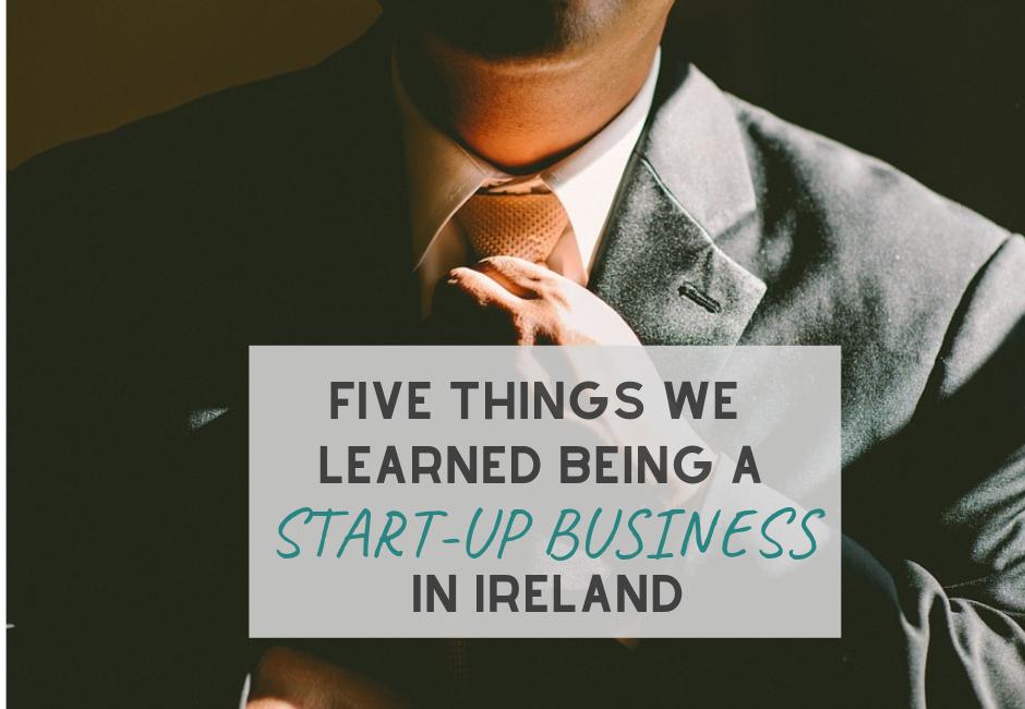 Man tightening his tie in dark light. Erin Research is a new-strart up business in Ireland.